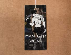 #46 for I need a Label designed for Mens Gym Wear by hyder5910