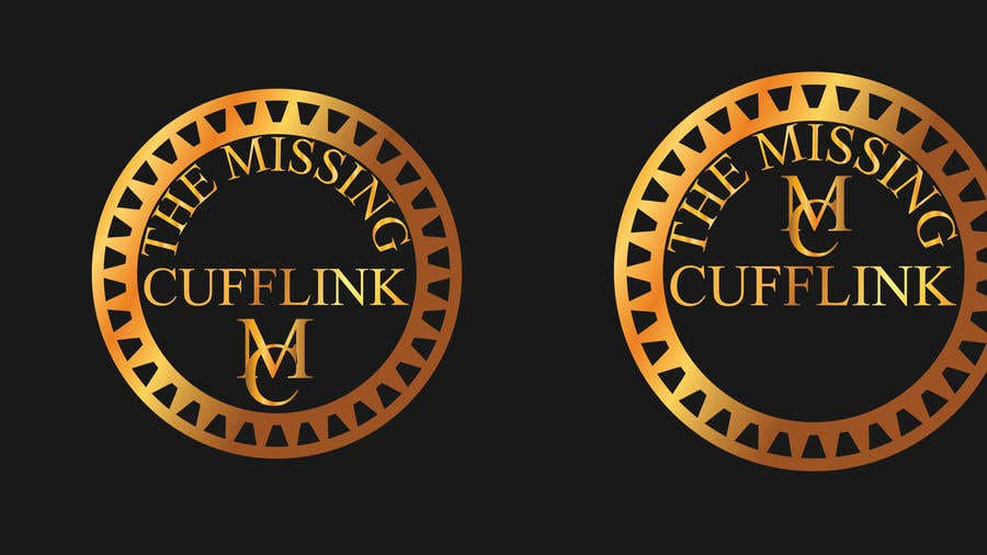 Penyertaan Peraduan #37 untuk Cufflink logo