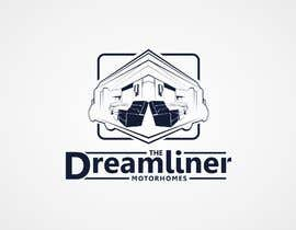 #527 for Design a logo for out Motorhome Brand - The Dreamliner by eddy82