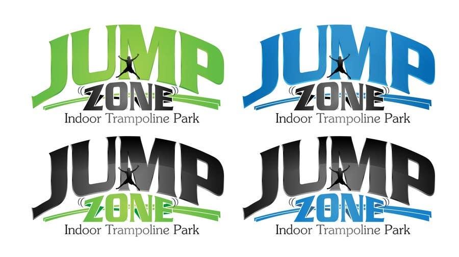 Konkurrenceindlæg #                                        29                                      for                                         Logo Design for Jump Zone