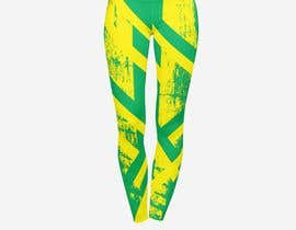 #292 для Design futuristic leggings for sublimation print от simrks