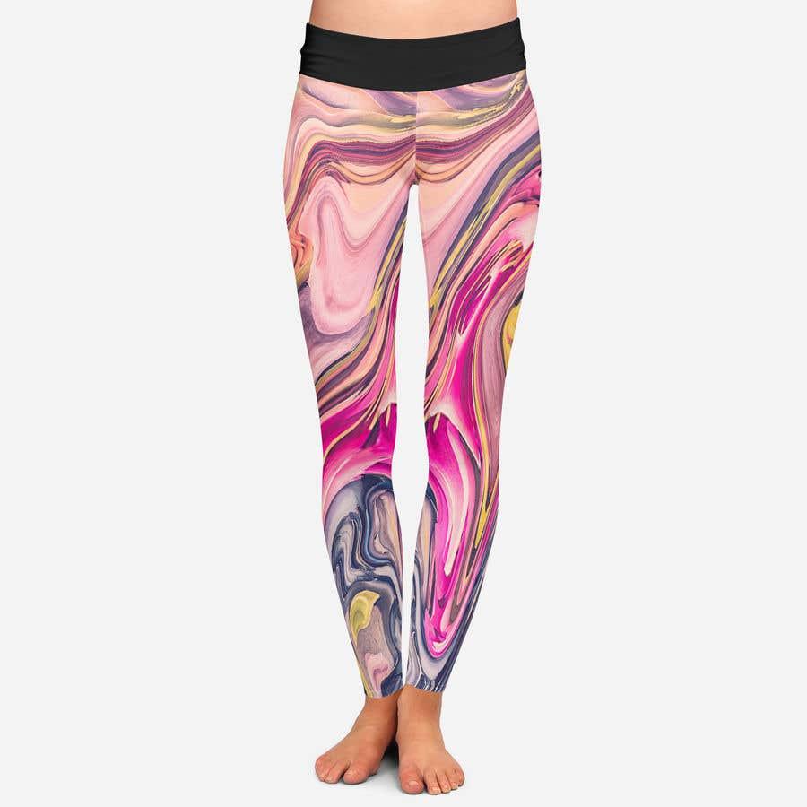 Конкурсная заявка №294 для Design futuristic leggings for sublimation print