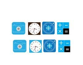 #6 for Create/modify 23 icons for Apple Home Screen by freelancersarif0