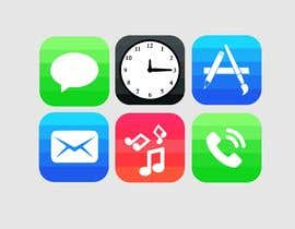 #8 for Create/modify 23 icons for Apple Home Screen by anita89singh
