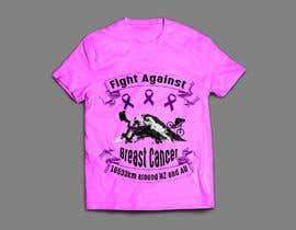 #13 for T shirt design for Breast Cancer fundraiser by graphicsword
