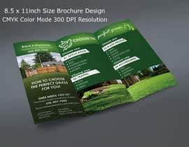 #6 for Needs a brochure for a fake grass company by noorulaminnoor