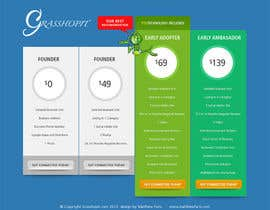 #8 untuk I need A new Pricing Table done and Delivered in PSD oleh matthewfariz