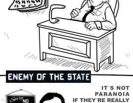 Nro 10 kilpailuun Original Cartoon - Office Humor käyttäjältä irenkgov