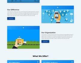 #93 cho Website Design (HTML/CSS) bởi webhazrat