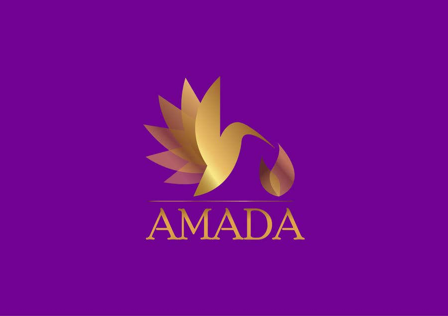 """Konkurrenceindlæg #43 for Logo for a jewelry called """"Amada"""""""