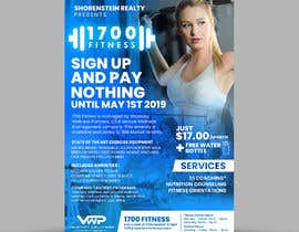#3 for Announcement flier for fitness center opening by ephdesign13