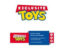 #23 for Design a Logo for a Toy Company & Email Signature af Beena111