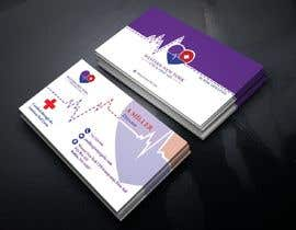 #102 para design double sided business card - WNY CPR por Mubasshirin