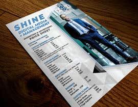 #36 for design digital flyer (((price sheet flyer))) af mirandalengo