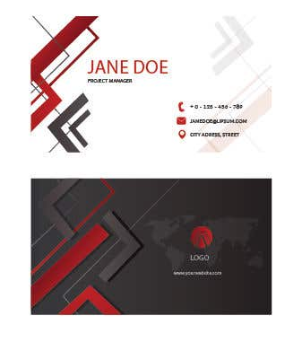 Contest Entry #11 for Minimalist Business Card