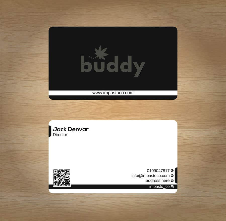 Contest Entry #19 for Minimalist Business Card
