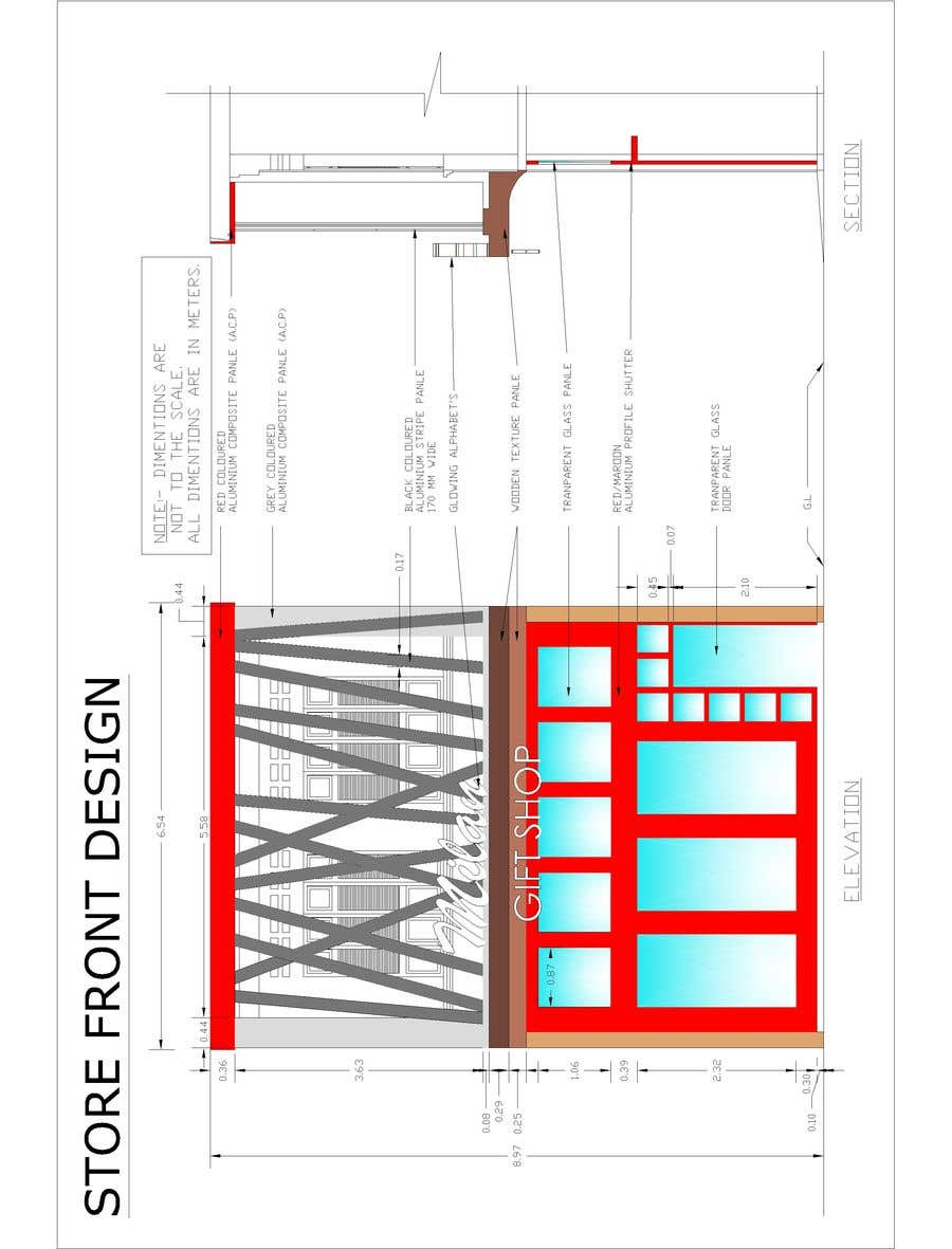 Proposition n°24 du concours Storefront Design (Welcoming ALL entries!)