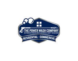 #8 cho Design a Power Washing Business Logo bởi jonymostafa19883