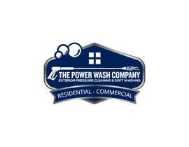 #10 cho Design a Power Washing Business Logo bởi jonymostafa19883