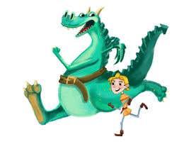 #1 cho Illustration of Linus & Dragon bởi pamaria58