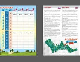 #6 for Design - table stand, score card, banner, jumbo banner by romanpetsa