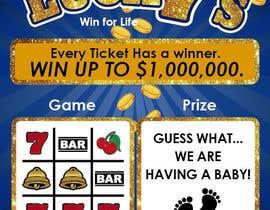 nº 9 pour Designing a Lotto Ticket par yami22hj