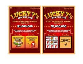 nº 4 pour Designing a Lotto Ticket par dmned