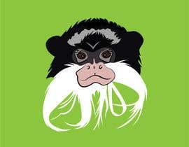 #10 untuk Make Cartoon Drawing of Face Of Tamarin Monkey oleh fiq5a69f88015841