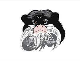 #13 untuk Make Cartoon Drawing of Face Of Tamarin Monkey oleh proveskumar1881