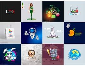 Nro 34 kilpailuun Character/Icons/Brading Design for my site käyttäjältä Nozhenko