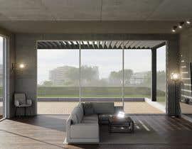 nº 15 pour Blender living room & interior 3D Design par GagiLupic