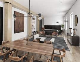 #9 for Blender living room & interior 3D Design by deta3d2