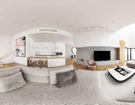 nº 22 pour Blender living room & interior 3D Design par deta3d2