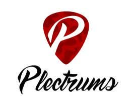 andreschacon218 tarafından I need a logo and cover photo for Facebook for my Plectrums business. için no 28