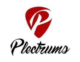 andreschacon218 tarafından I need a logo and cover photo for Facebook for my Plectrums business. için no 62