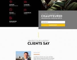 nº 24 pour Redesign Home Page par iTechnoweb