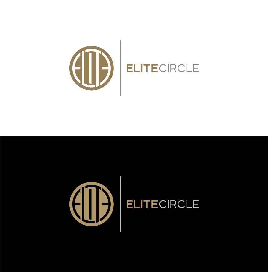 41 Elite entry #41van0va for logo design elite circle | freelancer