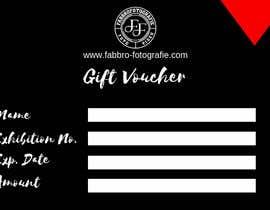 #14 untuk Design a matching gift certificate for my website. oleh Arghya1199