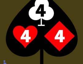 Nro 54 kilpailuun Logo for Poker Clothing Brand käyttäjältä chouhan1980