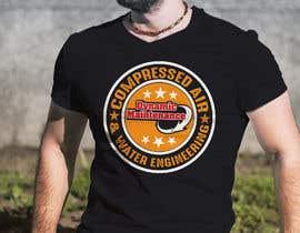 #185 for T Shirt design - logo and slogan af stsohel92