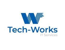 nº 83 pour Logo pour notre société de services informatiques par nbdesigner