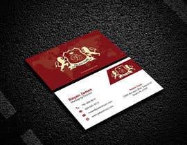 #81 para Business card design por rashikahmed