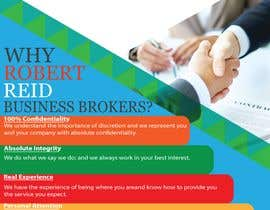 #16 for Design Infographic showing Why Robert Reid Business Brokers by adnansky
