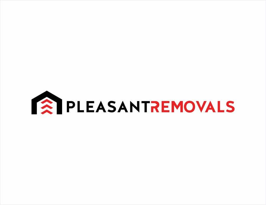 Contest Entry #1 for Pleasant Removals - Logo Competition