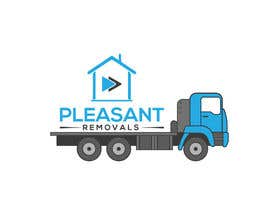 #8 for Pleasant Removals - Logo Competition by mdrezaulkarim000