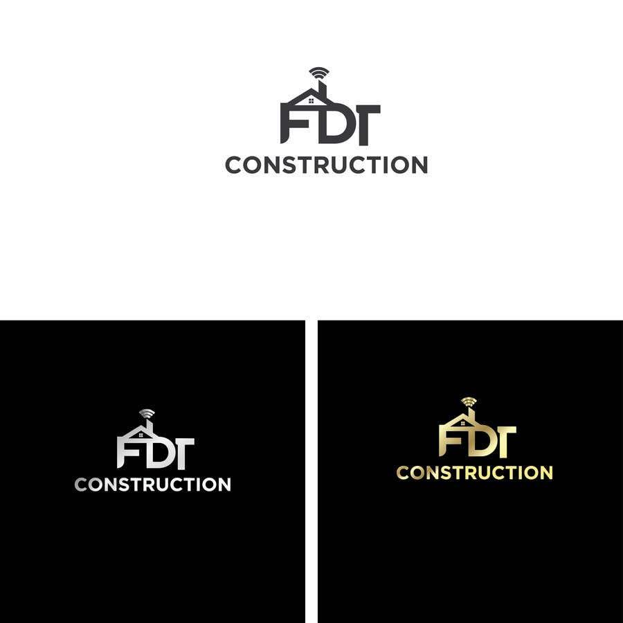 Конкурсная заявка №                                        30                                      для                                         Create a modern logo for a smart home construction company