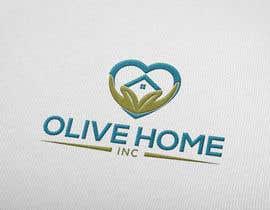 Nro 22 kilpailuun Create a logo for Olive Home Inc. käyttäjältä noorpiash