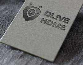 Nro 172 kilpailuun Create a logo for Olive Home Inc. käyttäjältä noorpiash
