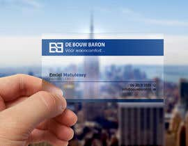 #189 para business card contractor por iqbalsujan500