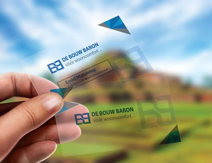 Inscrição nº 197 do Concurso para business card contractor